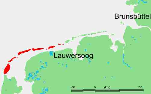 Lauwersoog – Gieselauschleuse
